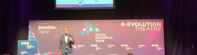 CWS attends the Digital Enterprise Show Madrid