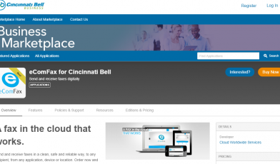 Cincinnati Bell launches cloud-based virtual fax service with Cloud Worldwide Services