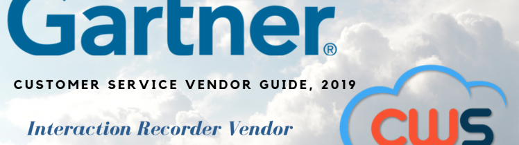 Gartner lists Cloud Worldwide Services in Customer Service Technology Vendor Guide 2019