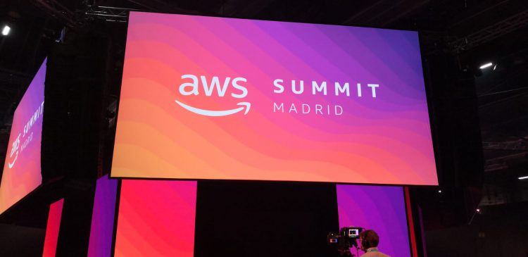 AWS Summit 2019 in Madrid