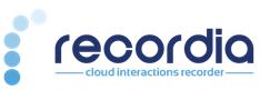 Recordia Logo web