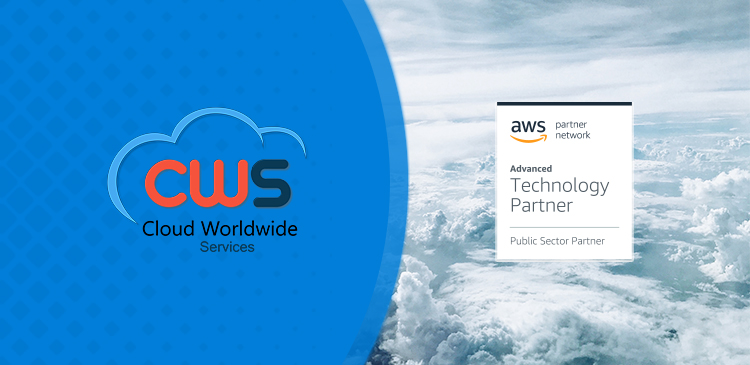 CWS becomes AWS Partner for the Public Sector